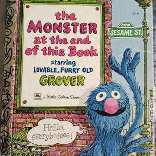 The Monster (硬皮包裝)