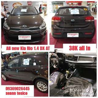 Kia Rio 1.4 DX A/T Hatchback