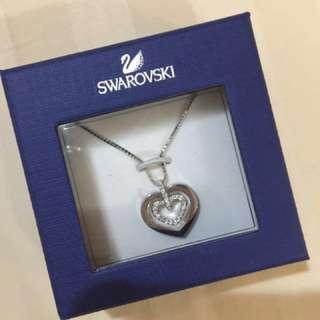 Swarovski necklace (Authentic)