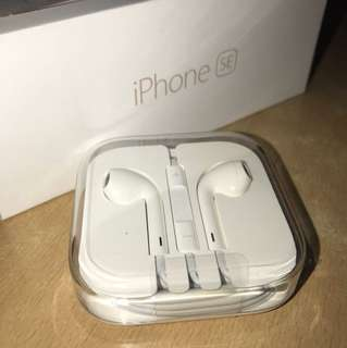 iPhone EarPods 3.5mm插頭原裝全新