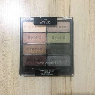 Wet n Wild Eyeshadow Palette in Comfort Zone