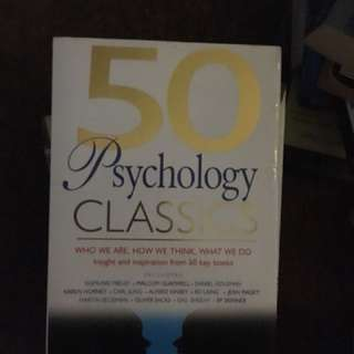 50 classic psychology