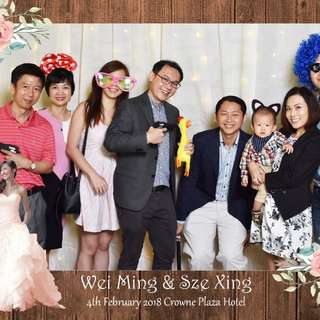 Photobooth instant print Services