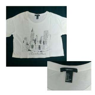 Croptee Forever 21