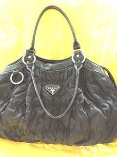 Preloved Prada Tote Bag
