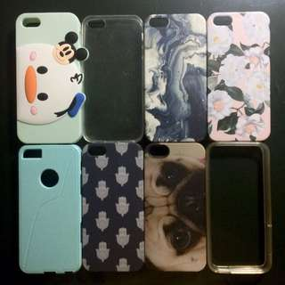 PROMO! TAKE ALL CASES (PULL & BEAR, H&M, MARBLE) Iphone 5/5s