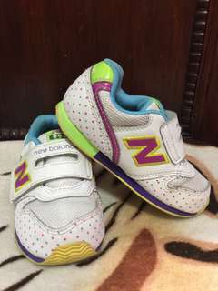 100% Authentic/Original New Balance for Girls