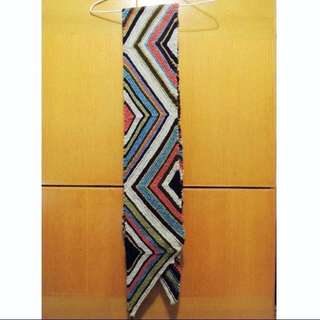 Paul smith multicolour scarf NEW