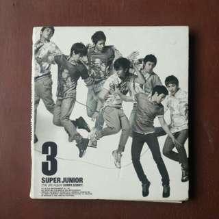 Super Junior Sorry Sorry album