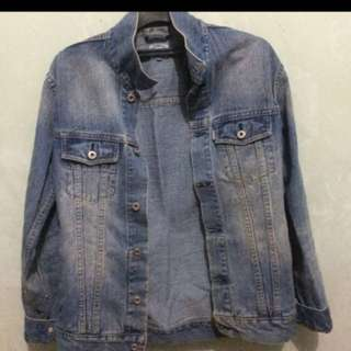 Jaket jeans aye & co salomon lll