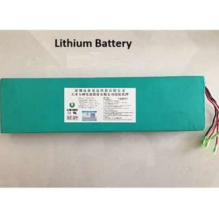 Electric Scooter Lithium Battery (48V 18Ah)