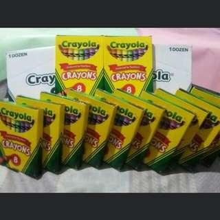 Crayola 8s