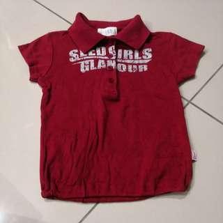 Seed Girl Shirt (4-5t)