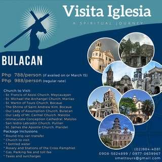 Bulacan - Visita Iglesia