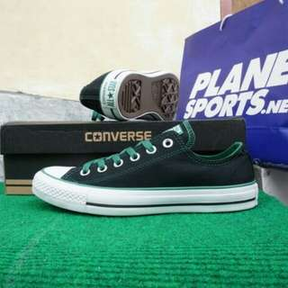Converse CT CONTRAST OX black green unisex (117927)