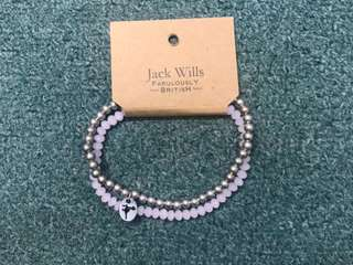 Jack wills bracelet 手鏈 JW