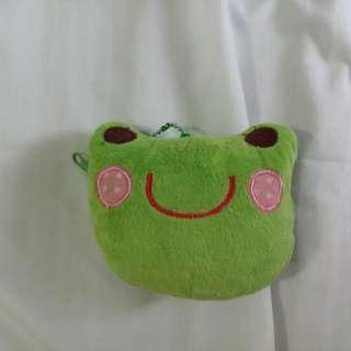 青蛙 萬用/散紙包