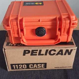 Brand new Pelican 1120 case with foam