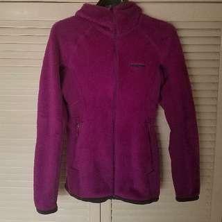 Patagonia R2 Fleece hoodie Jacket Ladies