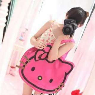 HELLO KITTY FACEBAG
