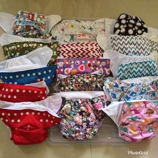 Diaper cloth