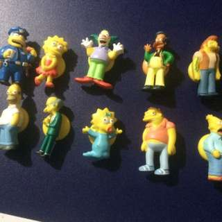 The Simpson Collectable
