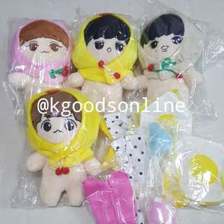 AUTHENTIC | EXO BENTO 20CM DOLL