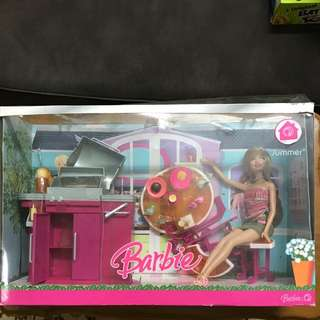Barbie Barbecue & Doll