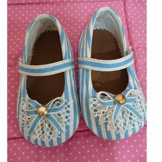TAMAGOO BABY PREWALKER SHOES - BLUE STRIP