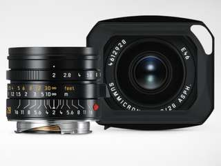 Leica Latest 28mm Summicron ASPH