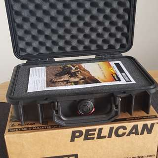 Brand new Pelican 1170 case with foam