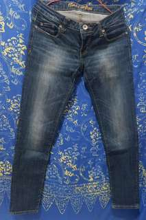 blue navy jeans
