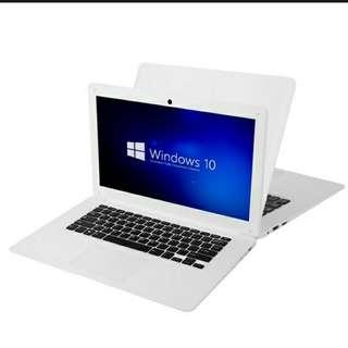 14inch Original Ultra-thin Octa-Core Laptop PC Windows 10 Intel CPU Quad Core Z8350 2+32GB WiFi 5.0MP Camera 10000mAh Quick Start Dual Speakers Full Size Keyboard