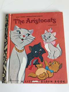 The Aristocrats - Little Golden Book