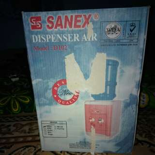 Dispenser sanex D102