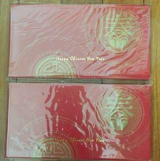 Red packets from Nu Skin