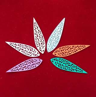Leaf scrapbooking Cutting die