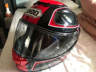 Shoei Gt Air TC1 Exposure