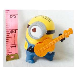Guitar Playing Minion