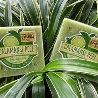 Calamnsi Peel Soap