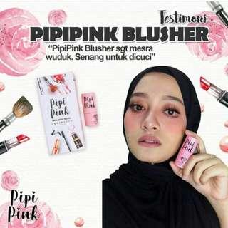Besttt Sangat Pipi Pink Stick Blusher