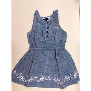 Tommy Hilfiger soft denim dress