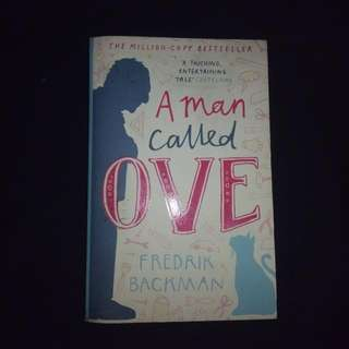 A Man Called Ove - Fredrik Backman (English)