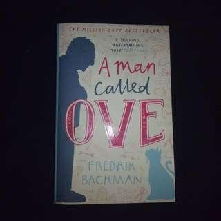 A Man Called Ove - Fredrik Backman (English)