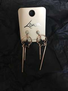 Lovisa Earrings brand new