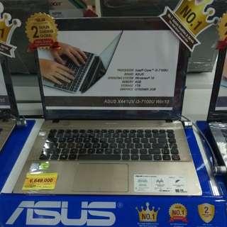 Asus X441UV i3-7100U Win 10