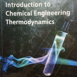 Introduction to Chemical Engineering and Thermodynamics