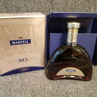 Hennessy XO (1支) Martell XO (2支)全新荀價收藏洋酒