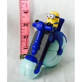 Big Bike Minion
