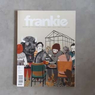 Frankie Issue 58
